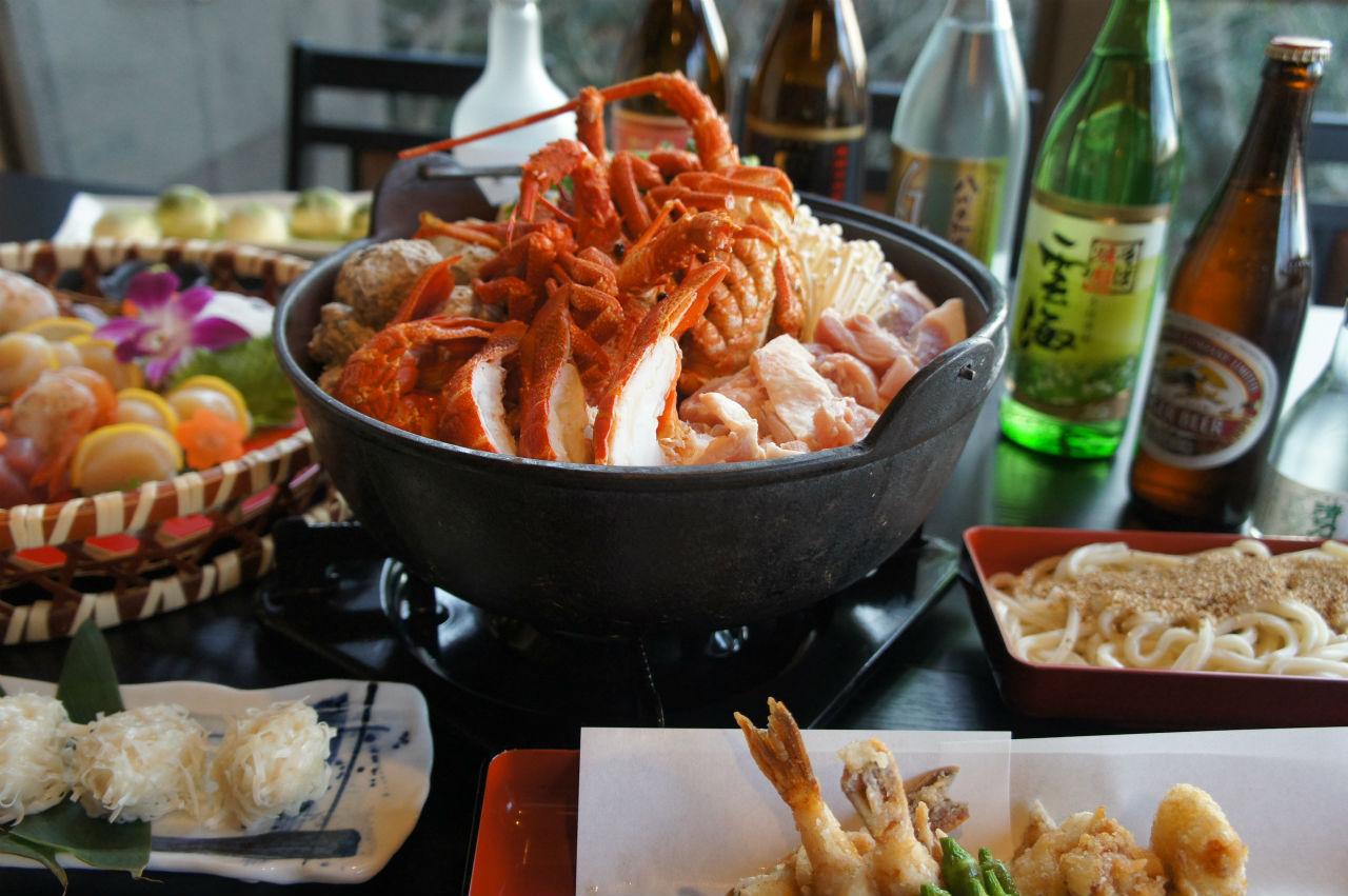 お花見宴会料理 6000円 2020年